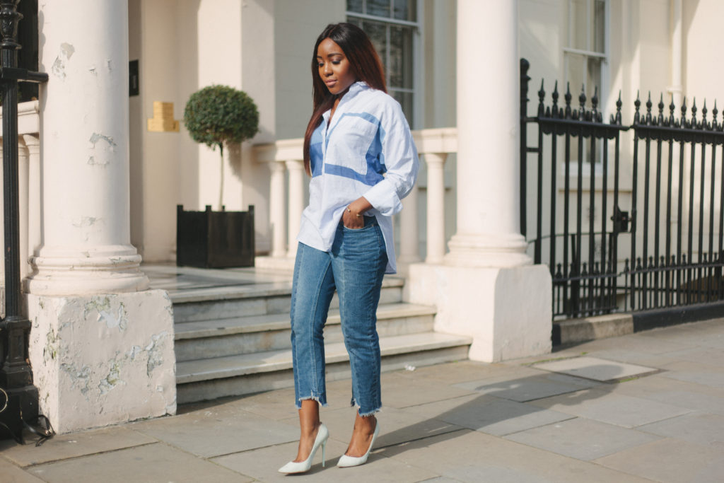 Spring Double Denim