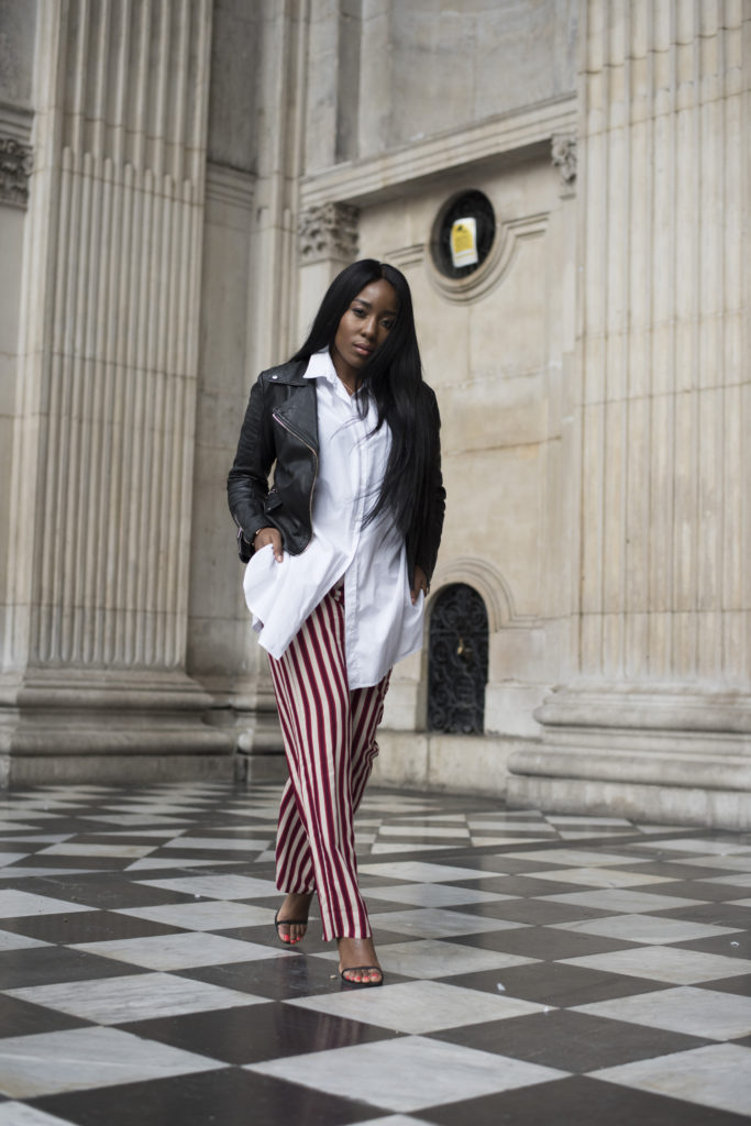 How To Style Wide Leg Pants - 2018 looks! Chic, casual & cool